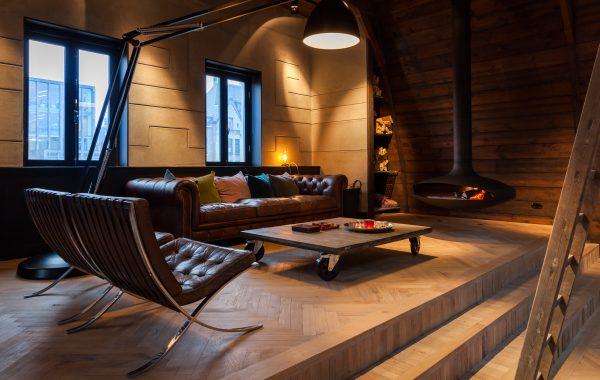 Visgraat – Penthouse