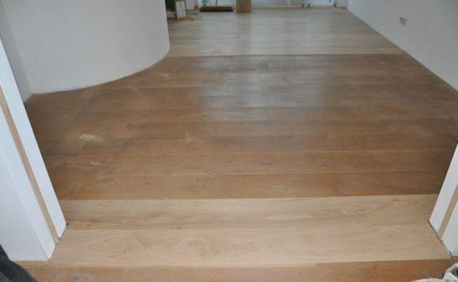 Houten vloer renovatie naarden timber wooden floors unieke